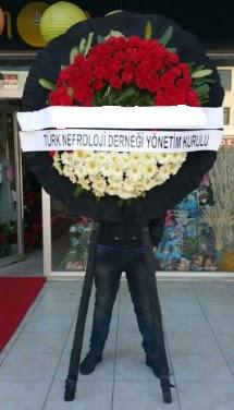Cenaze çiçek modeli  Gaziantep kaliteli taze ve ucuz çiçekler
