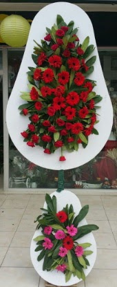 Çift katlı düğün nikah açılış çiçek modeli  Gaziantep online çiçekçi , çiçek siparişi
