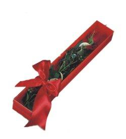 Gaziantep ucuz çiçek gönder  tek kutu gül sade ve sik