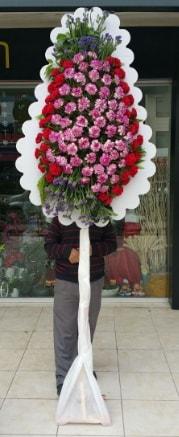 Tekli düğün nikah açılış çiçek modeli  Gaziantep anneler günü çiçek yolla