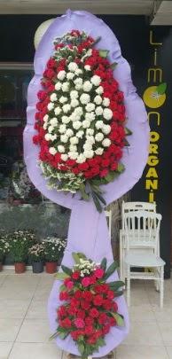 Çift katlı işyeri açılış çiçek modeli  Gaziantep çiçek online çiçek siparişi