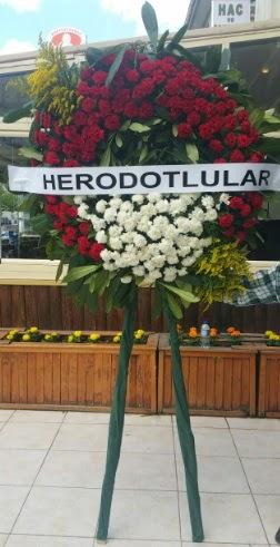 Cenaze çelengi cenazeye çiçek modeli  Gaziantep anneler günü çiçek yolla