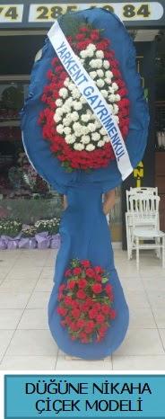 Düğüne nikaha çiçek modeli  Gaziantep anneler günü çiçek yolla