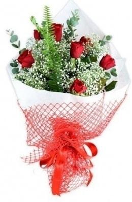 7 adet gülden kız arkadaşıma çiçek  Gaziantep 14 şubat sevgililer günü çiçek