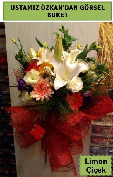 Karışık görsel mevsim çiçeği  Gaziantep çiçek online çiçek siparişi