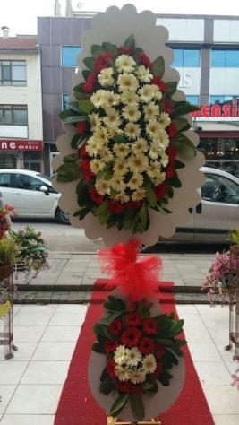 Çift katlı düğün açılış çiçeği  Gaziantep anneler günü çiçek yolla