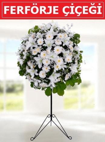 Ferförje aranjman çiçeği  Gaziantep çiçek online çiçek siparişi