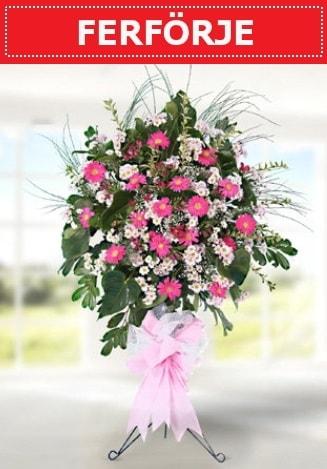 Ferförje düğün nikah açılış çiçeği  Gaziantep cicekciler , cicek siparisi