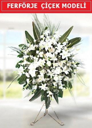 Ferförje çiçek modeli  Gaziantep çiçek online çiçek siparişi