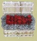Gaziantep çiçek yolla  Sandikta 11 adet güller - sevdiklerinize en ideal seçim